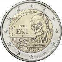 Belgien 2 Euro 2019 25 Jahre Europäische Zentralbank (fläm.)