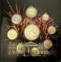 Belgien Euro-KMS 2014 Philippe, König von Belgien
