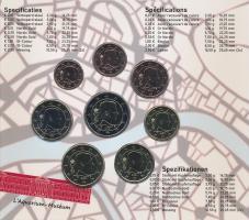 """Belgien Euro-KMS 2021 """"Fleur de Coin"""""""