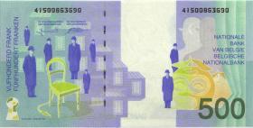 Belgien / Belgium P.149 500 Francs (1998) (1/1-)