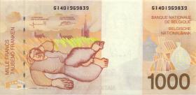 Belgien / Belgium P.150 1000 Francs (1997) (1-)