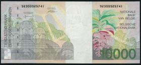 Belgien / Belgium P.152 10.000 Francs (1997) (1)