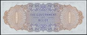 Belize P.34a 2 Dollars 1974 (1)