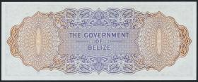 Belize P.34b 2 Dollars 1975 (1)