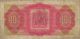 Bermuda P.19c 10 Shillings 1966 (4)