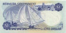 Bermuda P.23 1 Dollar 1970 A-2 (1)