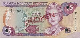 Bermuda P.CS3 2 Dollars - 100 Dollars 2000 (1)
