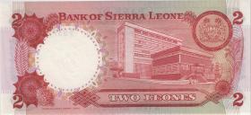 Sierra Leone P.06a 2 Leones 1974 (1)
