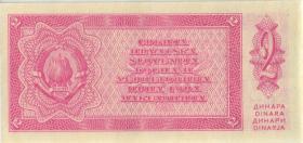 Jugoslawien / Yugoslavia P.067Q 2 Dinara 1950 (1)