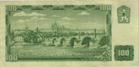Tschechien / Czech Republic P.01k 100 Kronen (1993) G (3)