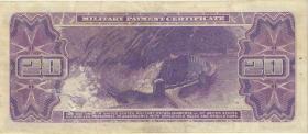 USA / United States P.M98 20 Dollars (1970) (5)