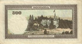 Rumänien / Romania P.051 500 Lei 1940-43 (3)
