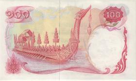 Thailand P.079 100 Baht (1968) (1-)