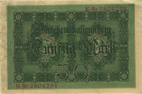 R.050b: 50 Mark 1914 7-stellig (1-)