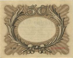 R.057c: 50 Mark 1918 Eierschein (2)
