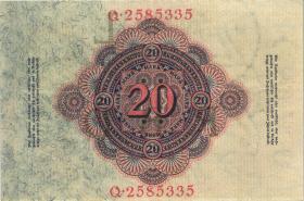 R.047b:  20 Mark 1914 (2)
