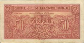 Österreich / Austria P.102b 50 Groschen 1944 (3)