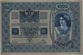 Österreich / Austria P.059 1000 Kronen 1902 (1919) (1)