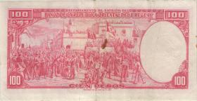 Uruguay P.39c 100 Pesos L. 1939 (3)