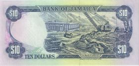 Jamaika / Jamaica P.71e 10 Dollars 1994 (1)