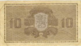 Finnland / Finland P.070 10 Markka 1939 (3)