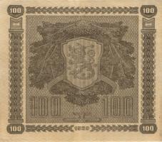 Finnland / Finland P.073 100 Markkaa 1939 C (2)
