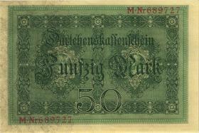 R.050a: 50 Mark 1914 6-stellig (1/1-)