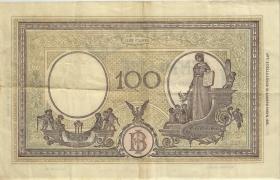 Italien / Italy P.067a 100 Lire 8.10.1943 (3)