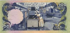 Somalia P.28 100 Shilling 1980 (2/1)