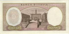 Italien / Italy P.097c 10.000 Lire 1966 (1/1-)