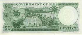 Fiji Inseln / Fiji Islands P.058 50 Cents (1969) (1)