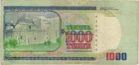 Kasachstan / Kazakhstan P.16 1000 Tenge 1994 (3)
