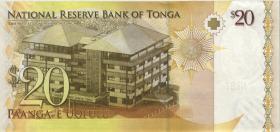 Tonga P.41b 20 Pa´anga (2013) (1)
