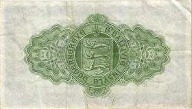 Guernsey P.43b 1 Pound  1959 (3+)
