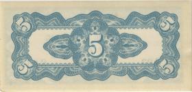 Ndl. Indien / Netherlands Indies P.120a 5 Cent (1942) (1)