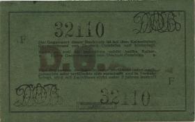R.933b: Deutsch-Ostafrika 5 Rupien 1916 F (1/1-)