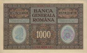 R.479a: Besetzung Rumänien 1000 Lei 1917 (1/1-)