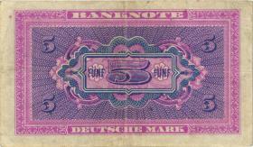R.237a 5 DM 1948 B/B B-Stempel (3)