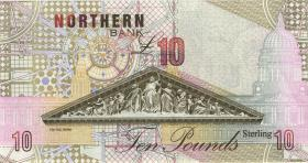 Nordirland / Northern Ireland P.198a 10 Pounds 1997 (1)
