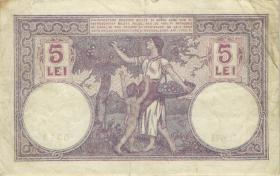 Rumänien / Romania P.019 5 1920 (3)