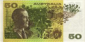 Australien / Australia P.47c 50 Dollars (1985) (1/1-)