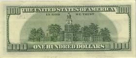 USA / United States P.528 100 Dollars 2006 (1/1-)