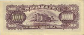 China P.424 500.000 Yüan 1949 Central Bank (2)