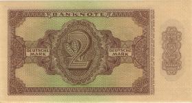 R.341b 2 DM 1948 6-stellig Serie AF (1)