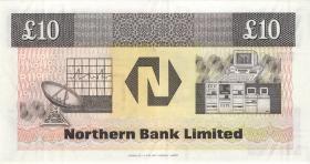 Nordirland / Northern Ireland P.194b 10 Pounds 1993 (1)