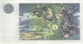 Schottland / Scotland, Bank of Scotland P.205a 5 Pounds 1971 (1)