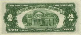 USA / United States P.380c 2 Dollars 1953 (2)