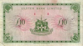 Nordirland / Northern Ireland P.327b 10 Pounds 1972 (3)