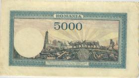 Rumänien / Romania P.056 5.000 Lei 15.12.1944 (3)