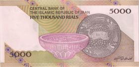 Iran P.152b 5.000 Rials (2013) (1)